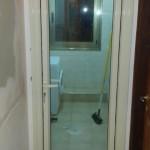 Стеклянная дверь в Хайфе