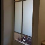 Окно из алюминия в Хайфе