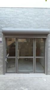 דלת 2000 עם תריס חיצוני ביאליק
