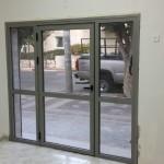 דלת 2000 עם תריס חיצוני