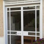 алюминиевые двери Крайот