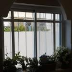Окно с решеткой в Хайфе