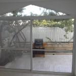 חלון קליל 7000 עם קבוע עליון משולש