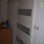 Подвесная дверь в японском стиле