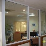 Разделение рабочего пространства витринами