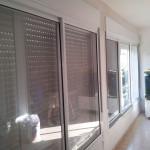 Окно с 4 створками и трисы в Кирьят-Моцкине