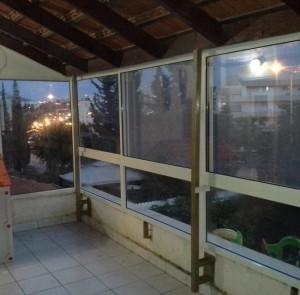 Закрытие балкона в Кармиэле