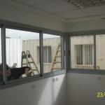 Двухстворчатое окно в Хайфе