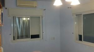 לפני ואחרי חלונות קליל 1700 כולל תריסים