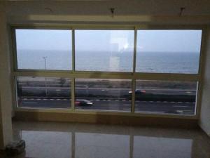 חלון דגם קליל 9000 כולל קבוע תחתון חיפה עין הים