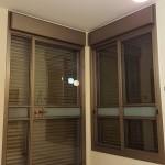 דלת 4300 וחלון 7300 פינתי