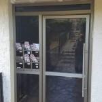 דלת דגם 2000 כולל תיבות דואר