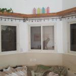 Раздвижные окна и трисы из алюминия